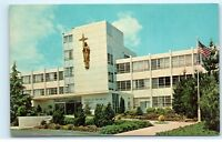 Napa California CA Queen of the Valley Hospital Napa Valley Vintage Postcard D52