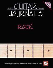 Mel Bay's Guitar Journals: Rock Mel Bay's Guitar Journals