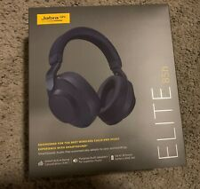 Jabra Elite 85h Noise Cancelling Headphones NAVY