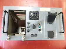 AN/GRC-175 VHF  50 W  AIRPORT MILITARY RADIO SET WITH WILCOX 807 TRANSCEIVER