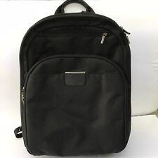 Briggs & Riley Travelware Black Executive Clamshell Backpack Laptop  KPC405-4