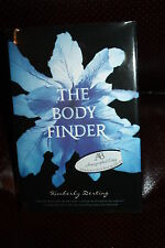 Kimberly Derting SIGNED Book The Body Finder First Edition