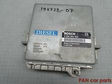 BMW E34 525tds 2,5L Diesel Motor Steuergerät Bosch 0281001163, 2244734, 2244675