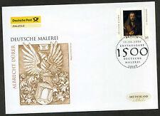 BRD 2006 FDC Mi-Nr. 2531 Deutsche Malerei: Albrecht Dürer