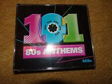 101 80s Anthems 5CDs