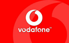 Vodafone RED Ireland NANOSim. Free Roaming Data EU. 600 FREE online SMS.