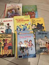 Bücherpaket Kinder - Gebraucht- 8 Bücher