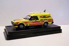 Trax Sundowner XD Falcon Surfing Panel Van Custom Graphics 1:43 Diecast + Board