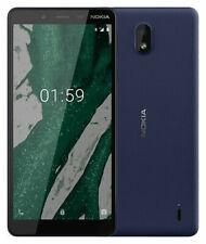 Nokia 1 Plus - 8 Go - Bleu (Désimlocké) (Double SIM)