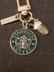 Starbucks charms Keychain