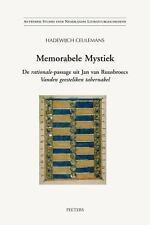 Memorabele mystiek: De rationale-passage uit Jan van Ruusbroecs Vanden geestelik