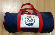 Gary Carter Signed Autograph 1983 All Star Game used Duffel Bag COA with tag