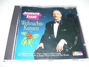 James Last - Weihnachts-Konzert * RARE GERMANY SPECTRUM CD *