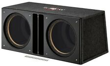 Caisson MTX Audio Bass-Reflex SLH15x2u 38cm