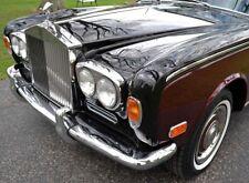 4x Phares Rolls Royce Phantom & Silver Cloud Équipement US Eu Conversion Kit H4