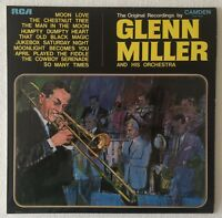 GLENN MILLER ~ THE ORIGINAL RECORDINGS ~ 1969 UK 10-TRACK STEREO VINYL LP RECORD