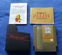 The Legend of Zelda (Nintendo Entertainment System, NES)
