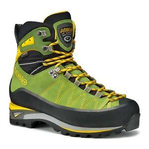 Asolo Women's A01029 Elbrus Hard Trekking Mountaineering Climbing Boots Shoes