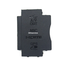 D5200 USB Rubber Cover Camera Replacement Parts For Nikon