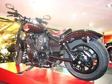 Support de plaque latéral Yamaha XV 950