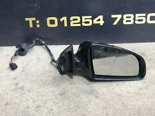 AUDI A3 8P Drivers Side Right Wing Mirror