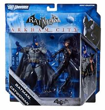 DC UNIVERSE LEGACY EDITION  BATMAN WONDER WOMAN 2-PACK X6105 2011 *NEW*