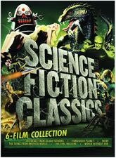 Science Fiction Classics: 6-Film Collection [New Dvd]