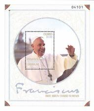2017 Viaggio apostolico di Papa Francesco - Colombia - foglietto