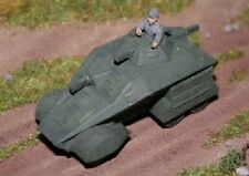 MGM 080-026 1/72 Resin WWII Dutch Wilton Feijenoord Pantserwagen (Armored Car)