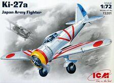 ICM 1/72 Nakajima Ki-27a # 72201
