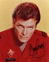 GARY CONWAY SIGNED AUTOGRAPHED 8x10 PHOTO STEVE LAND OF THE GIANTS BECKETT BAS