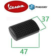 GOMMINO PEDALE FRENO PIAGGIO VESPA PX 125 150 200 CICLOMOTORE ROLLER MOTO EPOCA