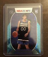 2020-21 NBA Hoops Leandro Bolmaro Teal Explosion Rookie Timberwolves RC #247