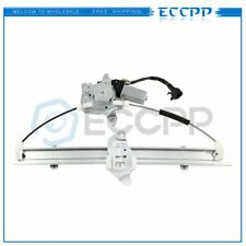 Power Window Regulator for 2007-2013 Nissan Versa Front Left with Motor
