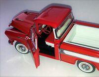 1 Chevy Pickup Truck 1940s Chevrolet Built Vintage 24 Car 25 Model Metal 12 Race