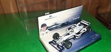 "MINICHAMPS(1:43)FORMULA 1""WILLIAMS F1 BMW FW22(RALF SCHUMACHER) &BOX/CASE MINT"