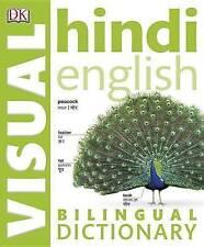 Hindi English Bilingual Visual Dictionary by DK -Paperback