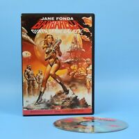 Jane Fonda is Barbarella Queen of the Galaxy - Widescreen DVD - Bilingual