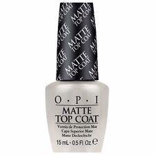 OPI Matte Top Coat Nail Polish/ Varnish 15ml Bottle **EVERYTHING MUST GO**