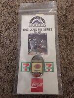 Colorado Rockies Cincinnati Reds Coca-Cola SGA Pin #13, 1993 Lapel Pin Series