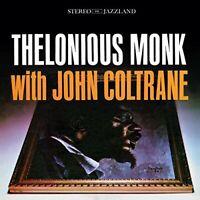Thelonious Monk - Thelonious Monk with John Coltrane [CD]