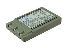 UK Batteria per Minolta DiMAGE G530 NP-500 NP-600 3,7 V ROHS