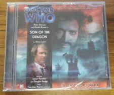 Dr Doctor Who Main Range Big Finish Audio CD Son of the Dragon Peter Davison