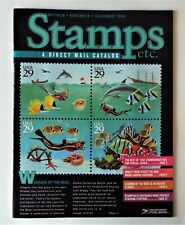 STAMPS ETC. A DIRECT MAIL CATALOG FROM OCTOBER, NOVEMBER, DECEMBER 1994