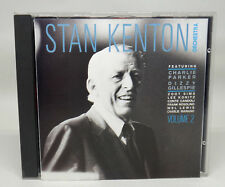 Stan Kenton Orchestra featuring Charlie Parker Volume 2 CD Album