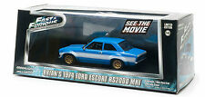 1/43 Greenlight 2015 Fast & Furious 70 Ford Escort RS1600....