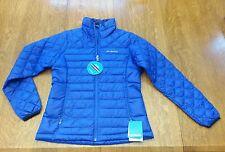 Columbia Blackbird Puffer Winter Insulated Jacket XL5054-545 PURPLE Womens Med