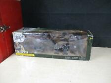 "TRUE HEROES AH-64D APACHE LONGBOW HELICOPTER 26"" MILITARY (GI Joe)"