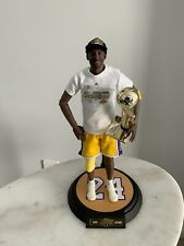 Custom Enterbay 1/6 Lakers Kobe Bryant 2010 Championship  Hat and T-shirt ONLY