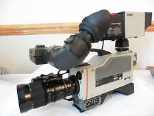 Cámara De Video Sony DXC-3000P cámara de vídeo profesional de radiodifusión 3CCD + Lente Fuji